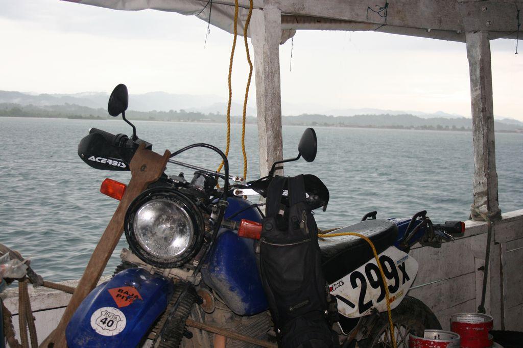 San Blas Islands off the Caribbean coast of Panama